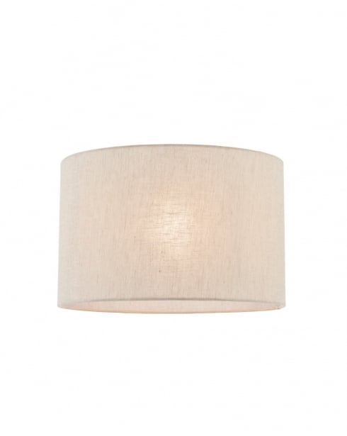 Endon Anita Modern Linen Shade Only 73139