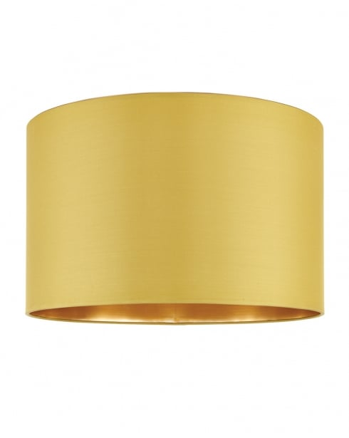 Endon Boutique Modern Yellow Shade Only 67944