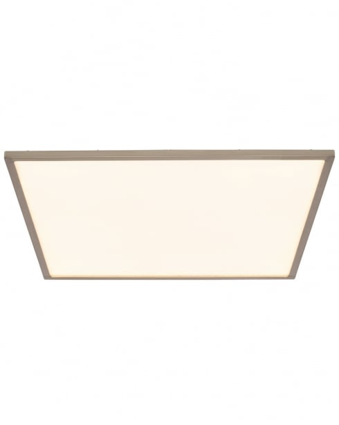 Endon Ceres Modern Nickel Flush Ceiling Fitting G9446313