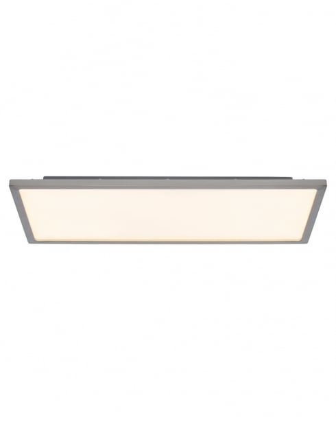 Endon Ceres Modern Nickel Flush Ceiling Fitting G9446413