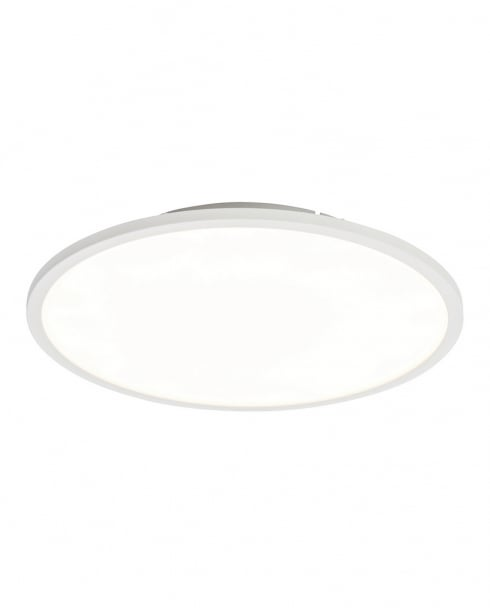 Endon Ceres Modern White Flush Ceiling Fitting G9446105