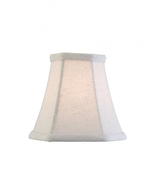 Endon Cilla Modern Oatmeal Shade Only 61383