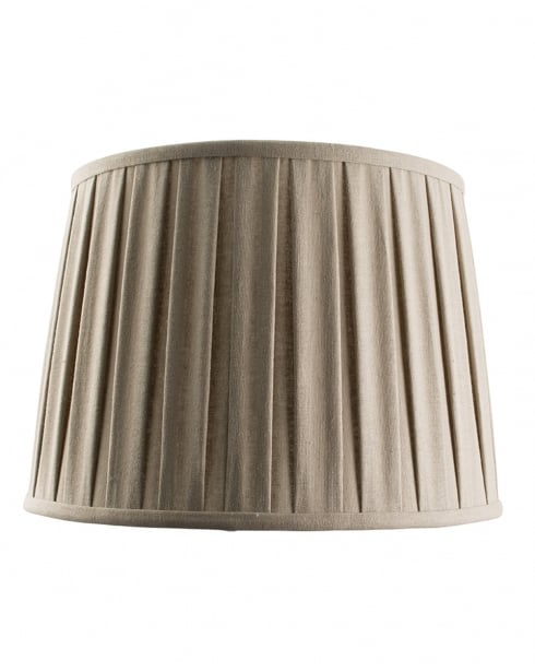 Endon Cleo Modern Taupe Shade Only 61351