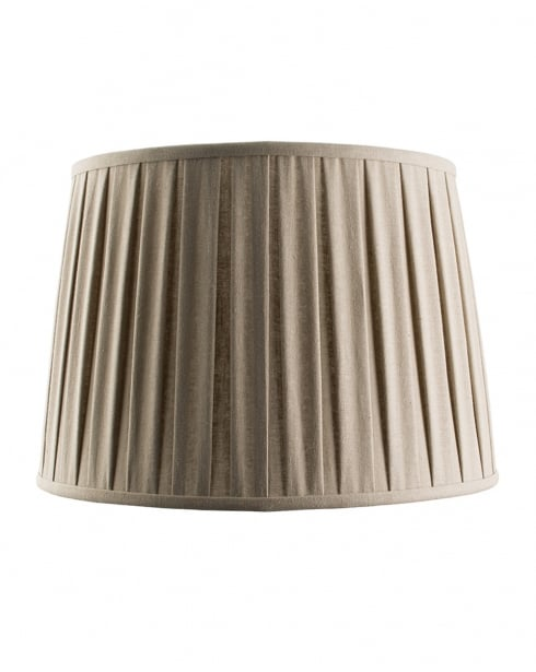 Endon Cleo Modern Taupe Shade Only 61354