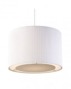 Endon Colette Shade Only Accessory COLETTE-S-WH