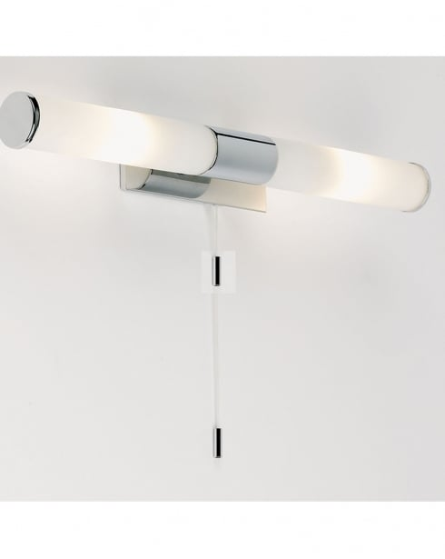 Endon EL-257-WB 2 Light Modern Bathroom Wall Fitting