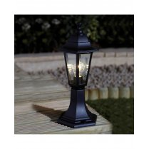 Endon EL-40046 Single Light Traditional Outdoor Light Post
