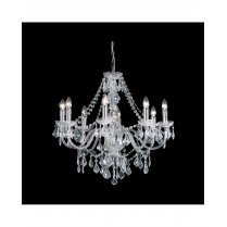 Endon 308-8CL 8 Light Traditional Chandelier