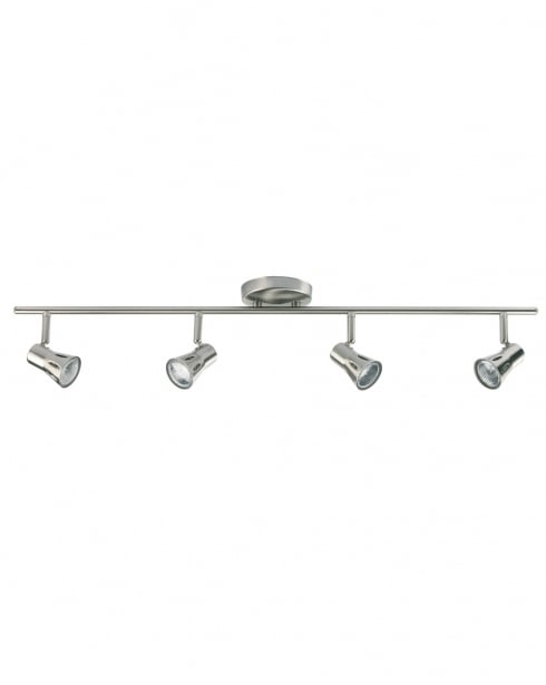Endon 814-SC 4 Light Modern Spotlight Fitting