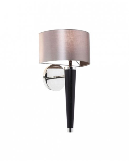 Endon Tiffany Wall Lights : Endon Corvina Single Light Modern Decorative Wall Light CORVINA-1WB
