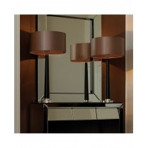 Endon Corvina Single Light Modern Incidental Table Lamp CORVINA