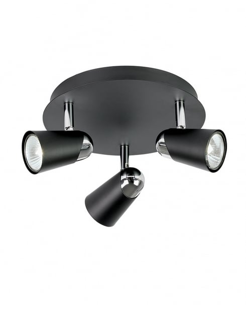 Endon EL-10053 3 Light Modern Spotlight Fitting