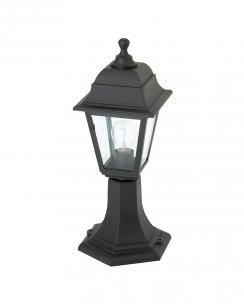 Endon EL-40043 Single Light Traditional Outdoor Light Post
