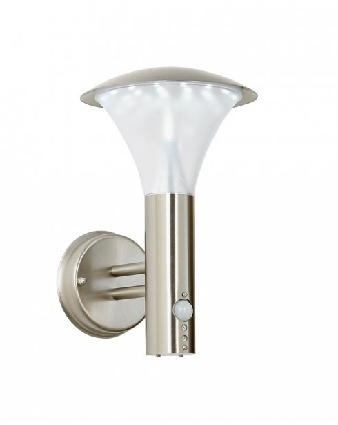 Endon EL 40068 PIR Single Light Modern Porch Light