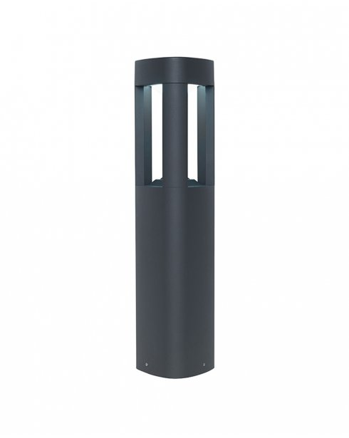 Endon EL-40075 Tribeca Single Light Modern Outdoor Light Post