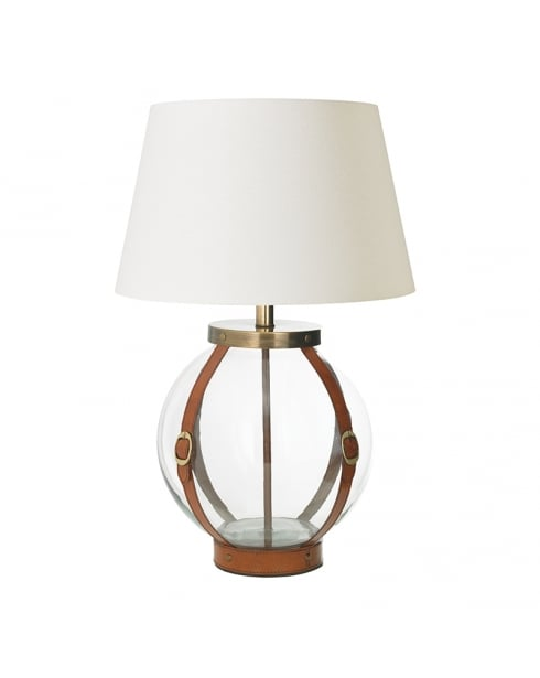 Endon Forbes Single Light Traditional Table Lamp Base Only (No Shade) EH-FORBES-TL