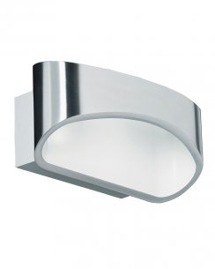 Endon Johnson Single Light Modern Decorative Wall Light JOHNSON-CH