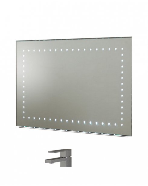 Endon Kalamos 60 Light Modern Bathroom Mirror EL-KALAMOS