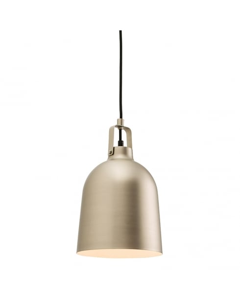 Endon Lazenby Modern Nickel Pendant Light 61308
