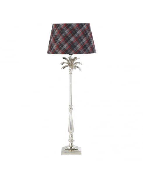 Endon Leaf Single Light Traditional Table Lamp Base Only (No Shade) EH-LEAF-TL-L