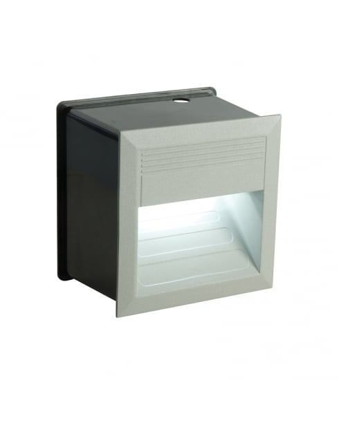 Endon Liam Modern Grey Recessed Outdoor Light