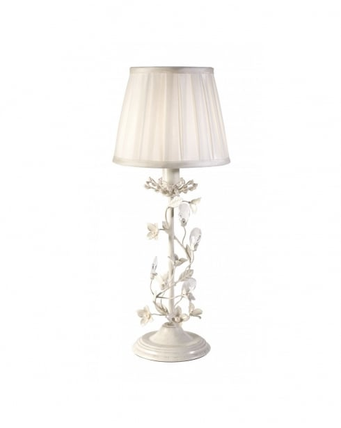 Endon Lullaby Single Light Traditional Incidental Table Lamp LULLABY-TLCR