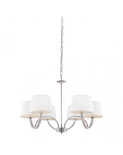 Endon Macy Modern Chrome Multi-Arm Pendant 61709