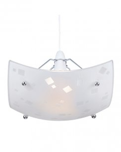 Endon NE-63 Non-Electric Frosted Glass Pendant Shade Only