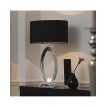 Endon Nerino Single Light Modern Incidental Table Lamp NERINO