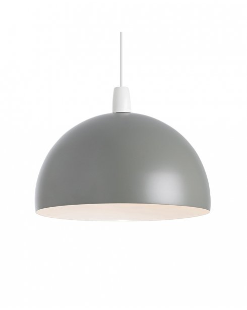 Endon Newsome Taupe Metal Non-electric Pendant Shade NE-NEWSOME-TA