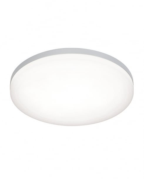Endon Noble Modern Silver Bathroom Ceiling 54479