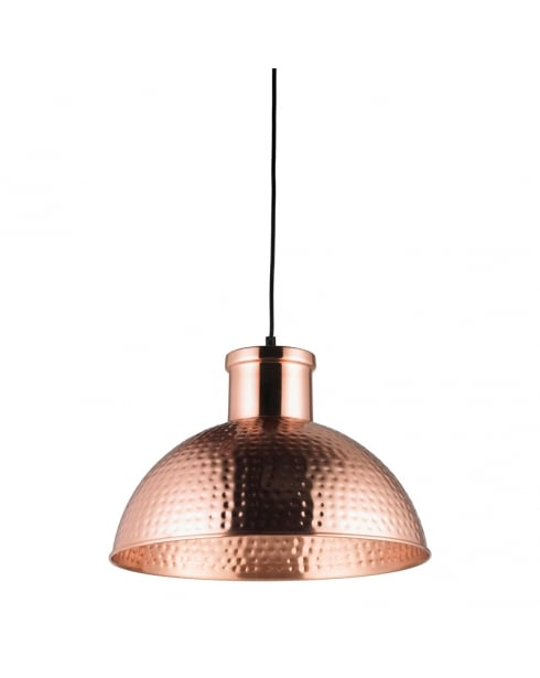 Endon Parina Single Light Modern Pendant Light EH-PARINA