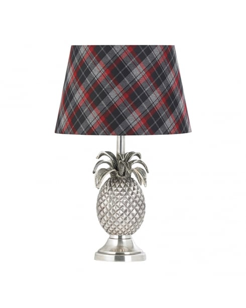 Endon Pineapple Single Light Traditional Table Lamp Base Only (No Shade) EH-PINEAPPLE-TL