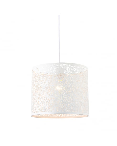 Endon Secret garden Novelty Ivory Non-Electric Pendant Shade 61611