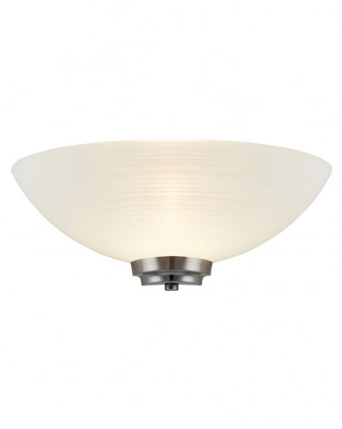 Endon Welles Single Light Traditional Wall Light WELLES-1WBSC
