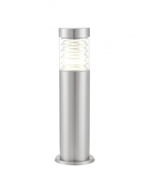 Endon Equinox Led Modern Steel Outdoor Light Post 72914