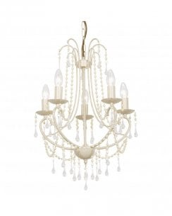 Endon Grace Chandelier GRACE-5CR