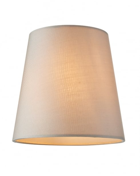 Endon Grace Modern Silk Shade Only 73995