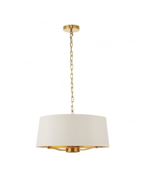 Endon Harvey Modern Gold Multi-Arm Pendant 67667