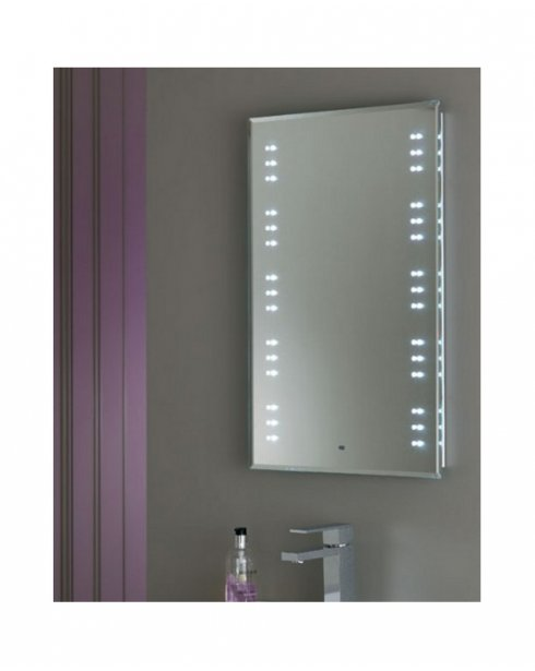 Endon Kastos 60 Light Modern Bathroom Mirror EL-KASTOS