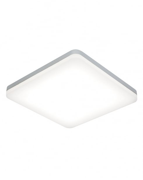Endon Noble Modern Silver Bathroom Ceiling 54487