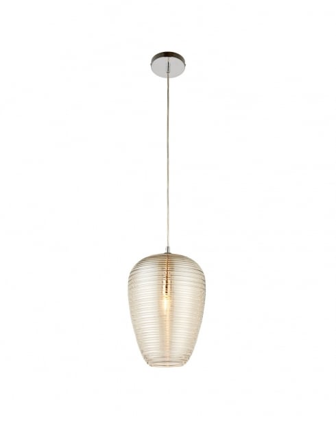 Endon Phillipa Modern Gold Pendant Light 70216