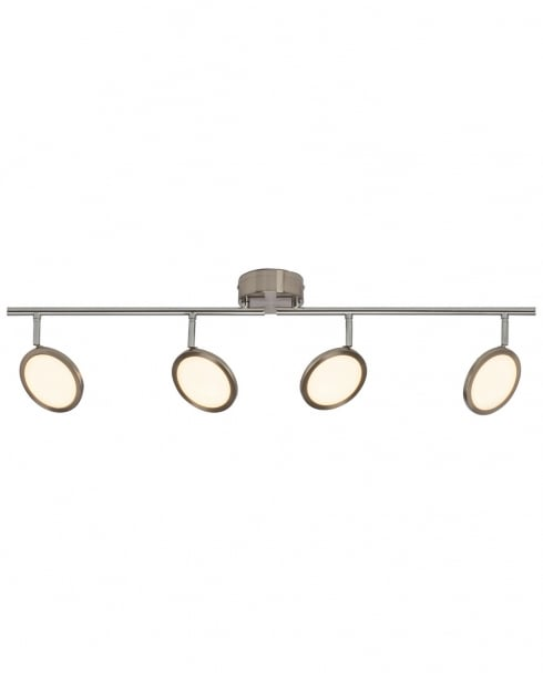 Endon Pluto Modern Nickel Spotlight Fitting G3053213