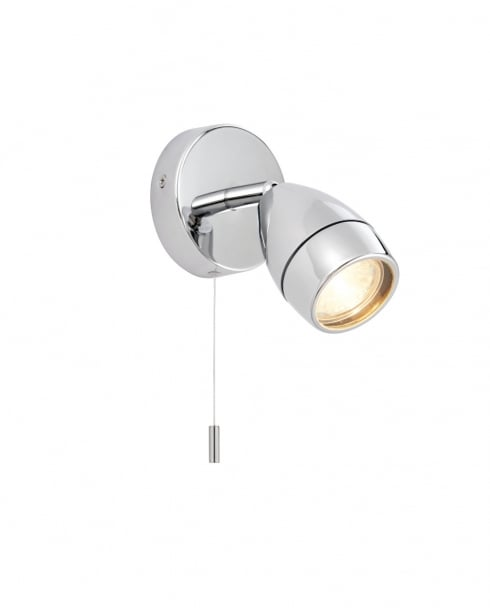 Endon Porto Modern Chrome Bathroom Spotlight 73691