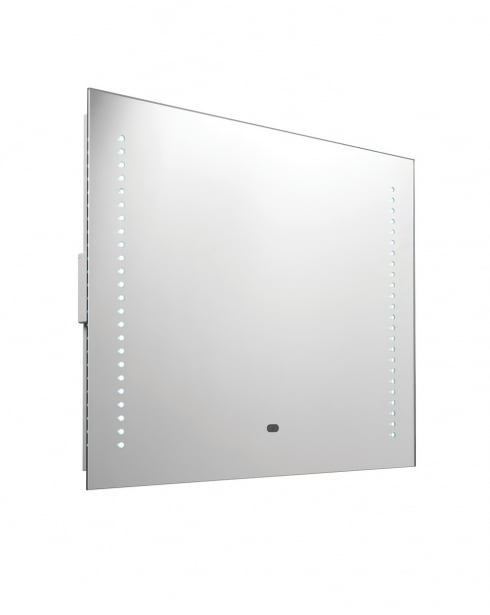 Endon Rift Modern Clear Bathroom Mirror 70543