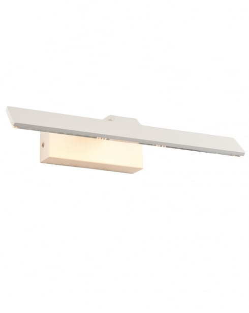 Endon Sartre Modern White Display Light 68962