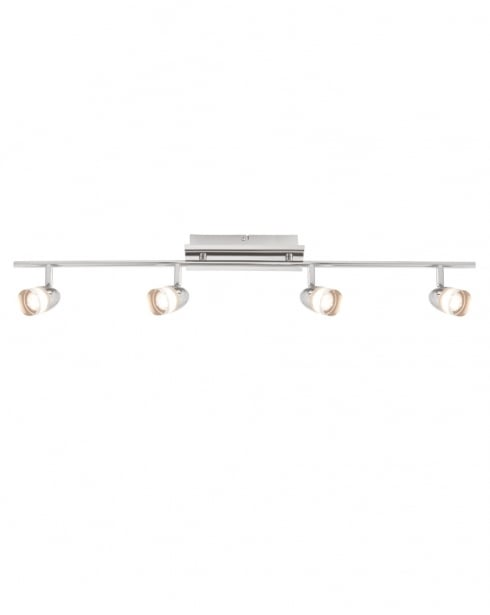 Endon Saul Modern Nickel Spotlight Fitting 73885