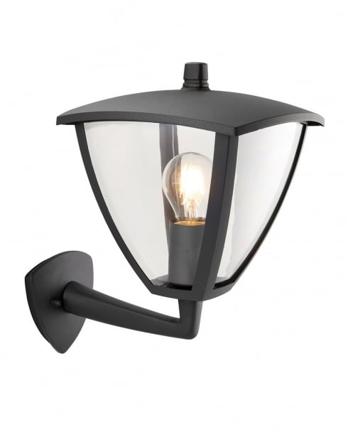 Endon Seraph Modern Grey Porch Light 70695