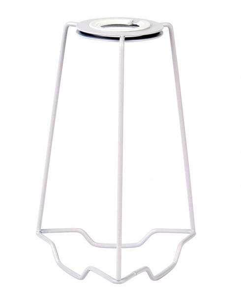 Endon Shade carrier Modern White Accessory SC-7