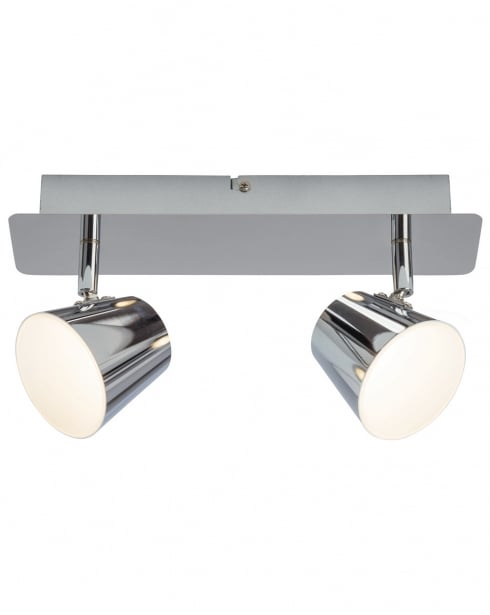 Endon Torsion Modern Chrome Spotlight Fitting G3222915